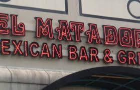 This is one of the three robert meyer memorial. El Matador Bar Grill 12797 Westheimer Rd Houston Tx 77077 Yp Com