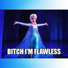 rolling in the derp — #Frozen #Elsa #QueenElsa #BossAssBitch ... via Relatably.com