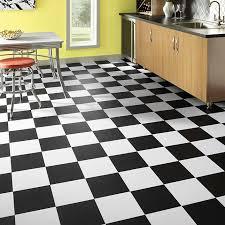 photo 1 of 7 resilient vinyl flooring sensible carefree floor mannington flooring charming black and white