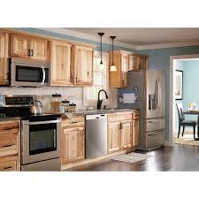 Home Depot Kitchen Furniture Hampton Bay Hampton Assembled 18x84x24 In Pantry Kitchen Cabinet