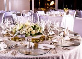fine dining proper table service. fine dining tableware for banqueting service at st. regis singapore proper table m