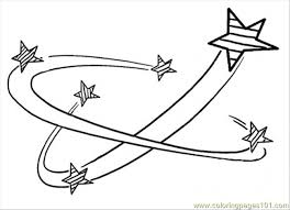 Small Picture Stars In The Space Coloring Page Free Astronomy Coloring Pages