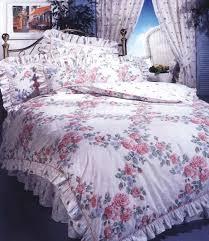 king size frilled duvet quilt cover set abigail 68 pick fabric dusky