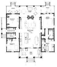 Garrison house  House plans and Galleries on Pinterestgreat floor plan