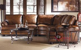 agreeable foster bernhardt leather true sectional bernhardt is fully inside