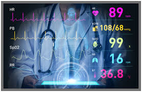 Medical Monitoring Patient Monitoring Database Imv Medical Information Division