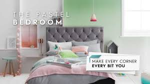 Pastel Bedroom How To Pastel Bedroom Youtube