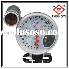 auto gauge tachometer wiring diagram auto gauge tachometer wiring 5 39 39 4 in 1 auto gauge tachometer