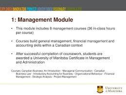 applied business management program ppt  8 1