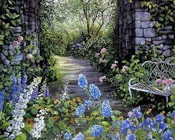 Romantic Cottage  Home Bunch U2013 Interior Design IdeasRomantic Cottage Gardens
