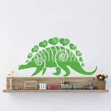 love dinosaur magic wall stickers canada