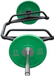 Modular Multi Functional Trap Bar Step Thru Olympic Hex
