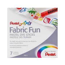 """""""Pentеl"""" <b>Пастель для ткани</b> FabricFun Pastels 7 цв. PTS-7 купить ..."""
