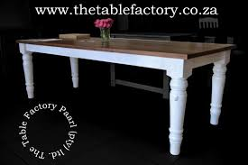 10 seater dining room table solid wood brand new