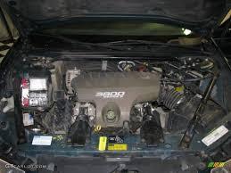 2000 Chevrolet Impala LS 3.8 Liter OHV 12 Valve V6 Engine Photo ...
