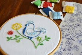 Free Hand Embroidery Patterns Magnificent Free Embroidery Patterns Craftsy
