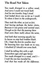 page a treasury of war poetry british and american poems of the robert frost the road not taken