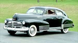 Chevrolet Fleetline 2 door Aero Sedan FK 2144 '1948 - YouTube