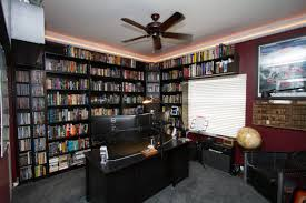 work home office ideas. The Library Studio Workspace Work Home Office Ideas
