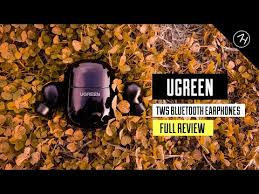 <b>Ugreen</b> Truewireless Bluetooth <b>Earphones</b> (Full REVIEW) - YouTube
