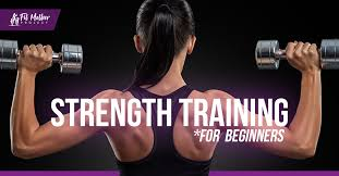 beginner strength training workouts for