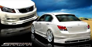 honda accord 2008 custom. Delighful Custom Custom Honda Accord Body Kit Sedan 2008  2012 119000 Manufacturer  Sarona Inside 2008 M