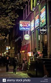 Vesterbro Red Light District Area Prostitution Stock Photos Area Prostitution Stock