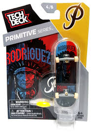 Tech Deck Board Designs Buy Tech Deck Primitive Series 4 6 Paul Rodriguez Indian