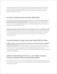 Best Resume Software New Objective Of Resumes Hadenough Igreba Com