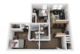 westmar student lofts floor plan 1