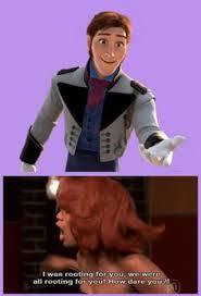 Frozen Memes on Pinterest | Frozen Hans, Frozen and He Loves Me via Relatably.com