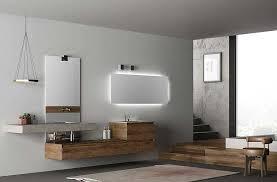 Bagno Legno Marmo : Mobile lavabo sospeso in marmo legno moderno gradi