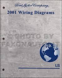 2001 lincoln ls wiring diagram manual original 2001lincolnlswd jpg