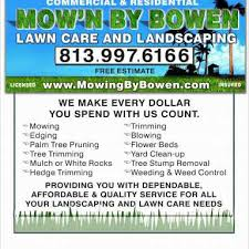 Sample Flyers For Landscaping Business Connect Flyers Lawn Care Business Sample Landscaping