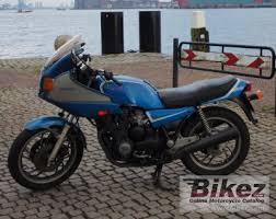 1986 yamaha xj 650 turbo specifications