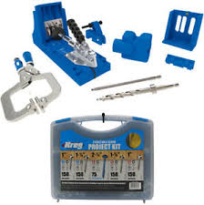 Details About Kreg Jig K4 Master System And Pocket Hole Screw Project Kit In 5 Sizes