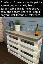 Bar Made Out Of Pallets Best 25 Bar Made From Pallets Ideas On Pinterest Diy Outdoor