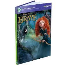 Truyện Brave công chúa tóc xù LeagFrog 22700