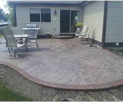 ... Large-size of Smart Stamped Concrete Patio Designs Stamped Concrete  Patio Designs Patios Home Furniture ...