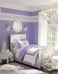 bedroom purple and white. Lavender/purple And White Girl Room From Pottery Barn. Love This Shade Of Purple Against The Furniture Bedroom O