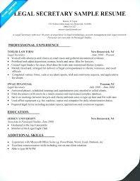 Resume Sample For Secretary Unit Secretary Resume Sample Digiart