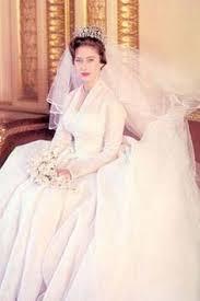 Знаменитые свадебные платья: Принцесса Маргарет. http://www ...