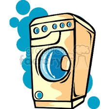 washing machine and dryer clipart. royalty-free washer-dryer 147496 clip art images, illustrations and royalty free image - # eps illustration | graphicsfactory.com washing machine dryer clipart