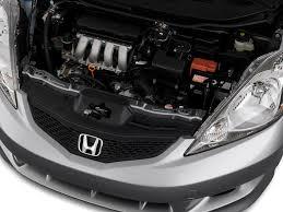 2009 Honda Fit - Honda Subcompact Hatchback Review - Automobile ...