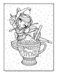 Coloring Pages Book Christmasctures Raindeer Christian Christmas