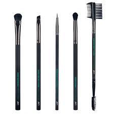 eye makeup brush set lab2 strokes of genius brush set brushes