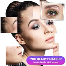 you beauty makeup instaselfie makeover camera