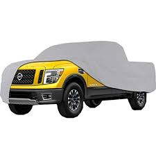 Amazon.com: Big Ant Truck Cover All Weather Protection Waterproof ...