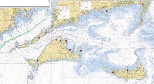 Noaa Nautical Chart Catalog Cape Cod Nautical Chart For Sale