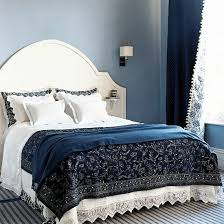 This is Jane Seymour's guest bedroom, featured in her book Making Yourself  at Home (why they only photographed half of the bed, I have no idea, ...